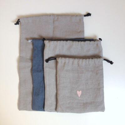 Ökopakk - kezdőcsomag kicsi szürke-kék